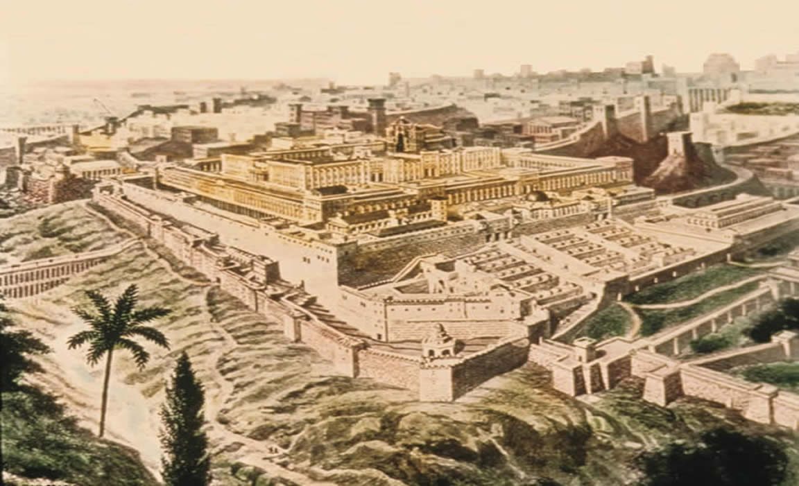 king solomons temple image
